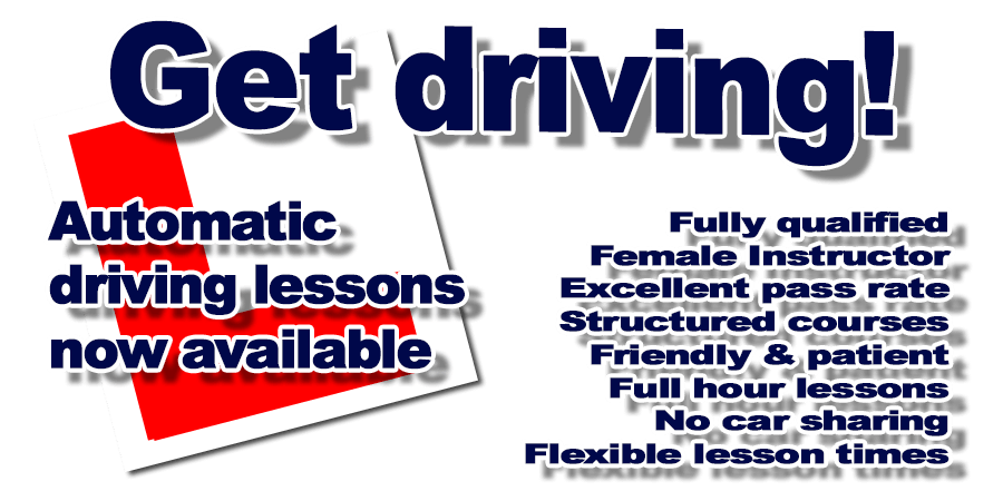 Driving Lesson Bately - Driving Instructor Near Me in Batley-Automatic Driving Lesson