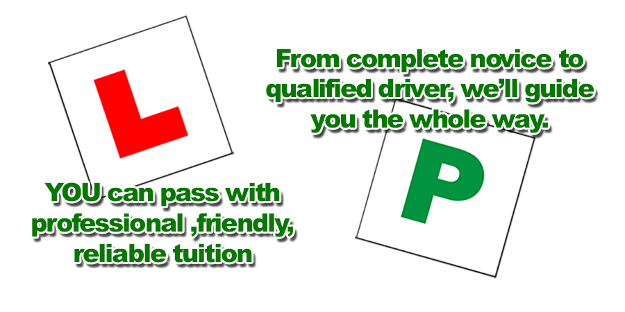 Driving Lesson Bately - Driving Instructor Near Me in Batley - Automatic and Manual Driving Lessons